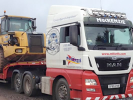 specialised haulage scotland